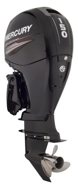 Лодочный мотор Mercury F150ELPT EFI