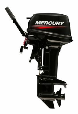 Мотор до човна Меркурі 15M