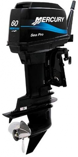 Мотор до човна Меркурі60ML