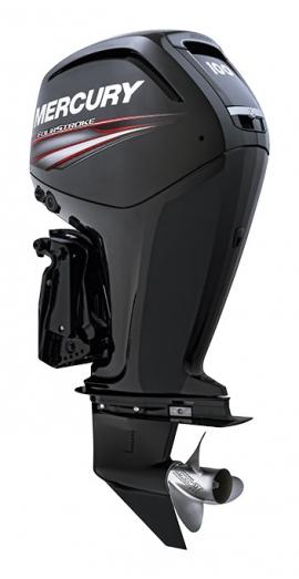 Лодочный мотор Mercury F100ELPT EFI