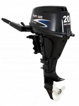 Човновий мотор Парсун Ф 20А БМС