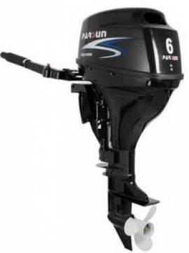 Лодочный мотор Парсун Ф6