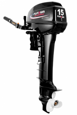 Човновий мотор Парсун Т15
