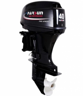 Човновий мотор Парсун T40 FWS
