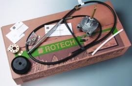 Комплект дистанционного управления к лодочному мотору Италия