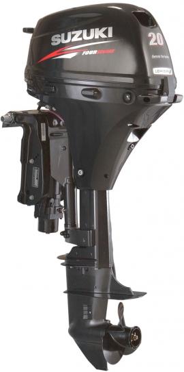 Мотор до човна Suzukі DF20TL
