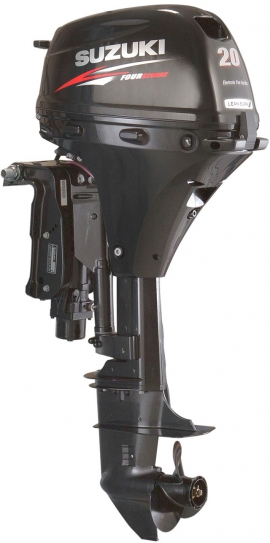 Лодочный мотор Suzuki DF20RS
