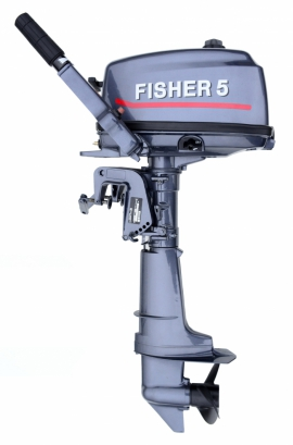Двигун до човна Fisher T5BMS