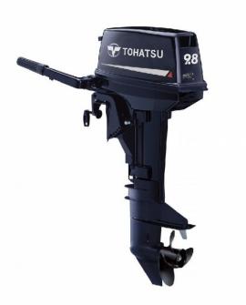 Лодочный мотор Tohatsu M9,8BS