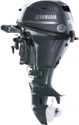 Мотор до човна Yamaha F15CEC
