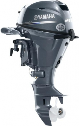 Лодочный мотор Yamaha F20BES