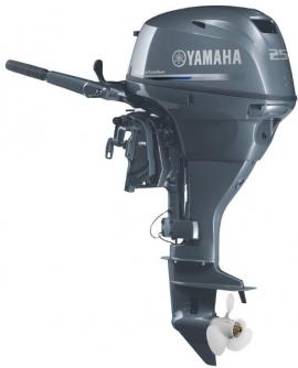 Мотор до човна Yamaha F25DMHS