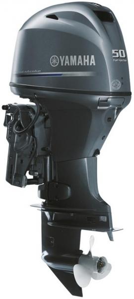 Лодочный мотор Yamaha F50HETL
