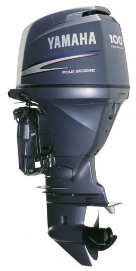 Мотор до човна Yamaha F100 DETL