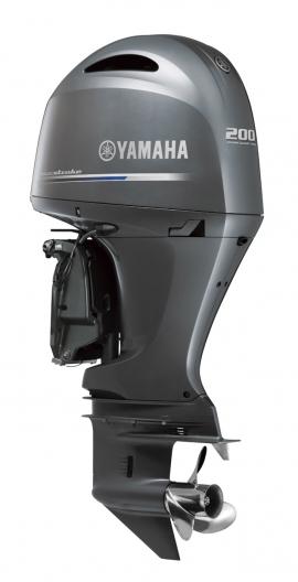 Мотор до човна Yamaha F200FETX