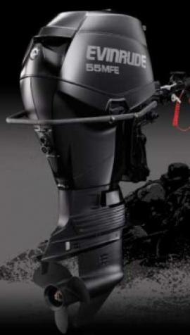 Лодочный мотор Evinrude E55MRL