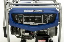 Генератор бензиновый Yamaha EF7200E