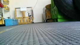 Пластикова плитка на підлогу паркінгу