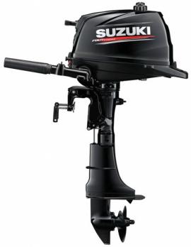 Мотор до човна Suzukі DF6L