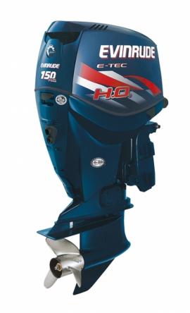 Лодочный мотор Evinrude E150DPL