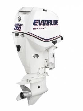 Двигун до човна Evinrude E200PL,SL,PX,CX,HL,SL,HX,CX