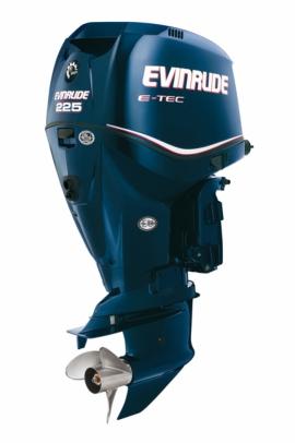 Двигун до човна Evinrude E225PL,SL,HL,PX,CX,HX,PZ,CZ,