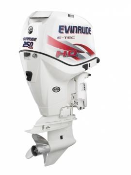 Двигун до човна Evinrude E250HSL,X,Z
