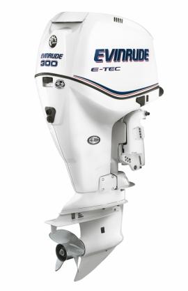 Лодочный мотор Evinrude E300DSL,X,Z
