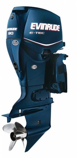 Лодочный мотор Evinrude E90DPL