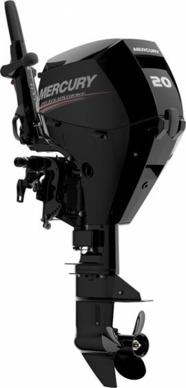 Лодочный мотор Mercury F20ML