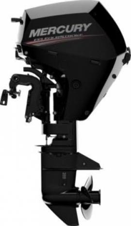 Мотор до човна Меркурі F15E