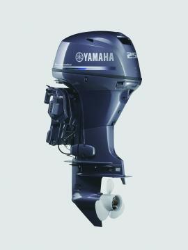 Мотор до човна Yamaha F25GETL