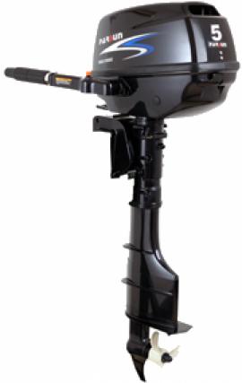 Лодочный мотор Парсун Ф5