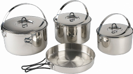 Набір посуду Tatonka Family Cook Set L