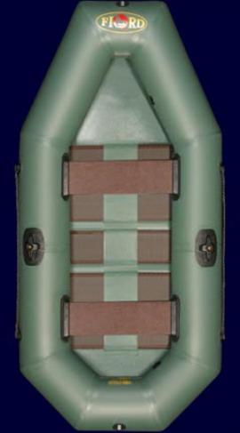 Човен Фіорд сланьовий 260 см