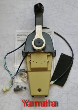 Консольний пульт ДУ човновим мотором Mercury, Yamaha