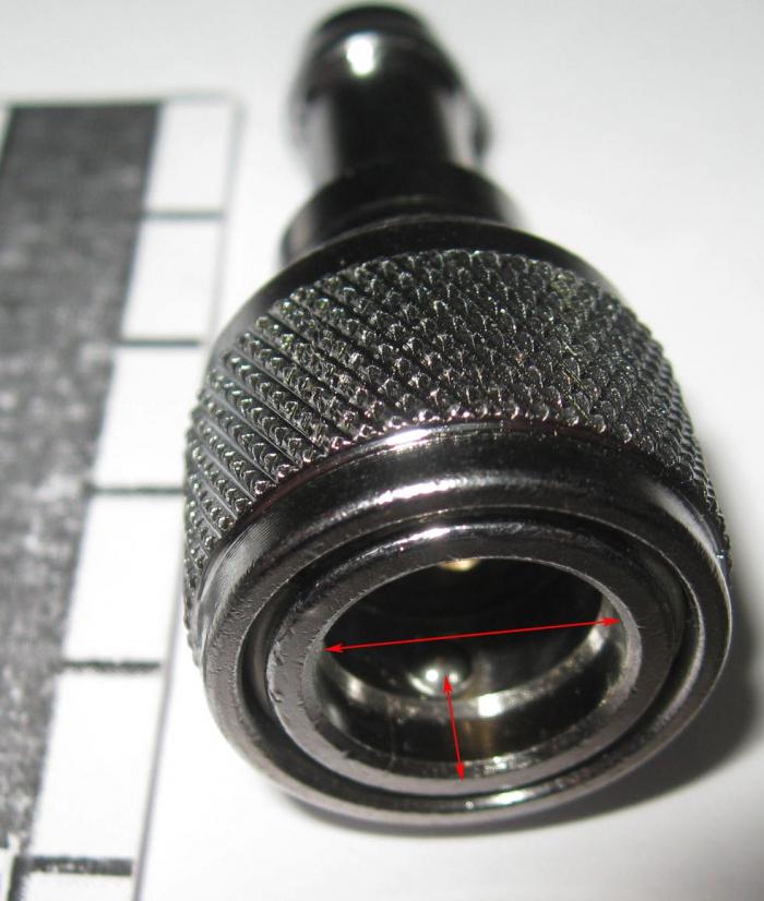 Коннектор к лодочному мотору сузуки