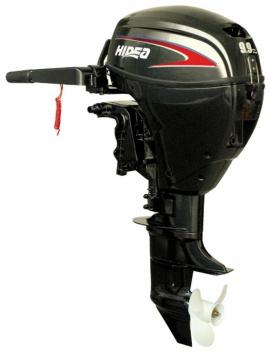 Лодочный мотор Hidea HDF9.9 HS