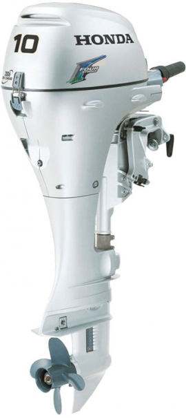Лодочный мотор Honda BF 10SHU