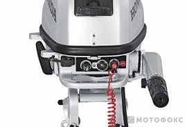 Лодочный мотор Honda BF 6AH