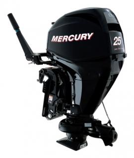 Лодочный мотор Mercury Jet 25 ELPT EFI