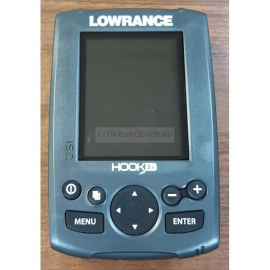 Ехолот Lowrance Hook-3x DSI