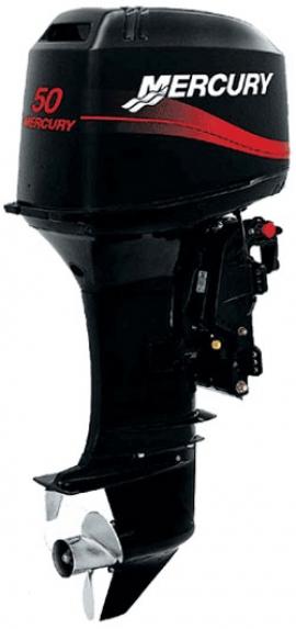 Мотор до човна Меркурі 50EO