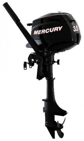 Лодочный мотор Mercury F3.5M