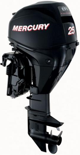 Лодочный мотор Mercury F25ELPT EFI