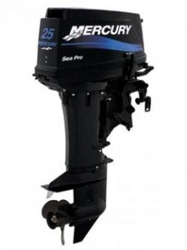 Мотор до човна Меркурі25ML