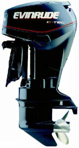 Лодочный мотор Evinrude E50DSL