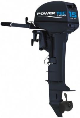 Лодочный мотор PowerTec PP15AMHS