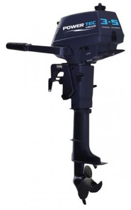 Лодочный мотор Powertec PP3,5 AMHS