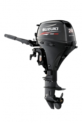 Лодочный мотор Suzuki DF20S